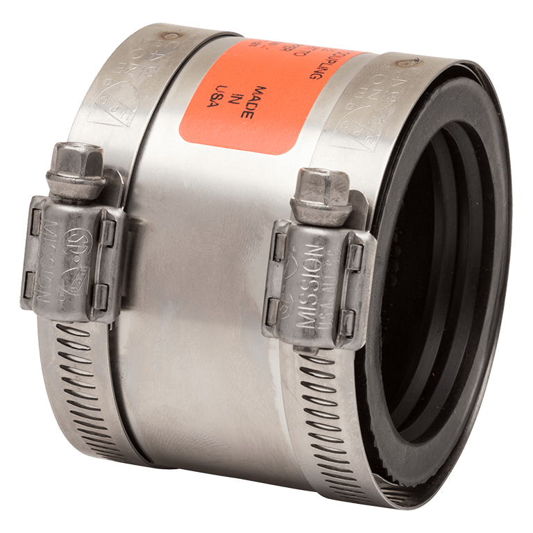 Band seal specialty couplings archives mission rubber llc