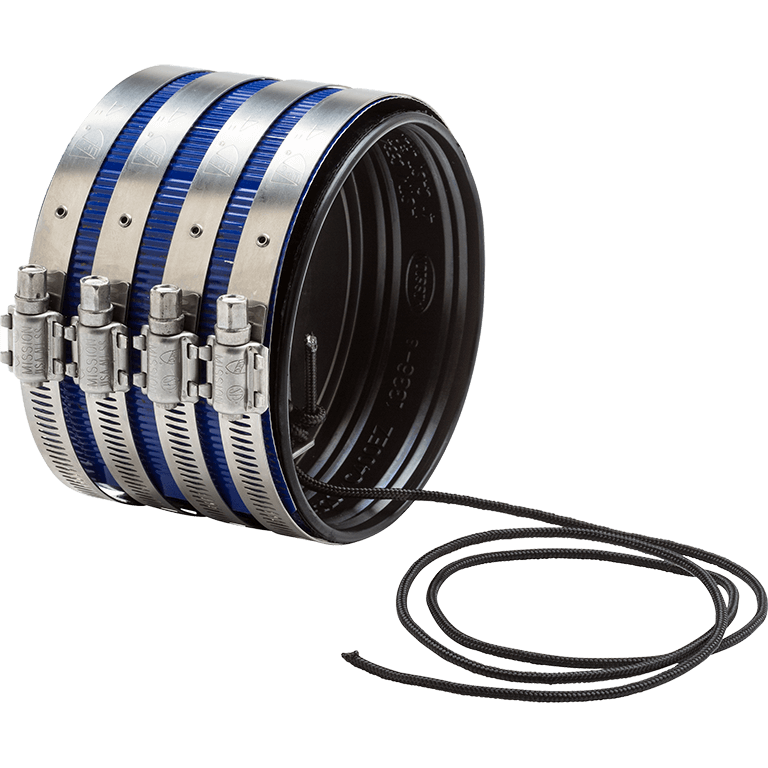 Mission Rubber EZ-TEST® Couplings