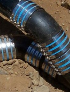 Mission Rubber Heavyweight Couplings: For Aboveground or Underground Applications