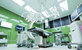 Mission Rubber HEAVYWEIGHT Couplings: Idea for Hospitals & Healthcare Projects