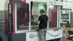 Precision molding, coring and fabrication at Mission Rubber