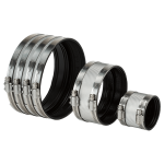 Mission Rubber NO HUB Couplings Family